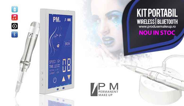 KIT Portabil WIRELESS BLUETOOTH